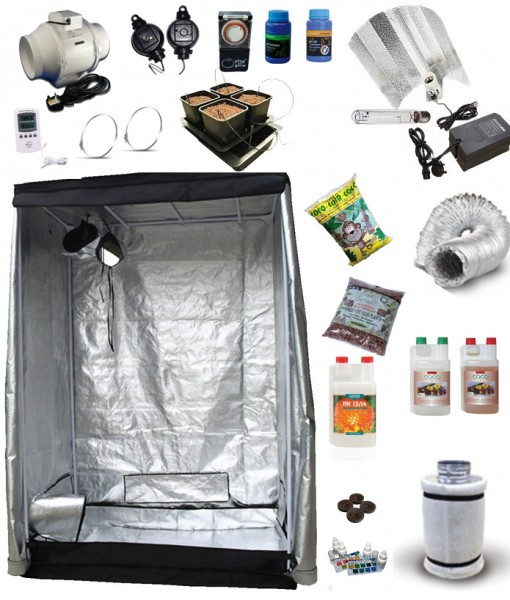 Complete-Hydroponic-Grow-Tent-Kit