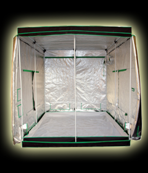 Large Led Grow Tent kit & Big Grow Tents for Hydroponics 2x2x2 - Free Delivery