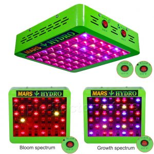 240W LED GROW LIGHT