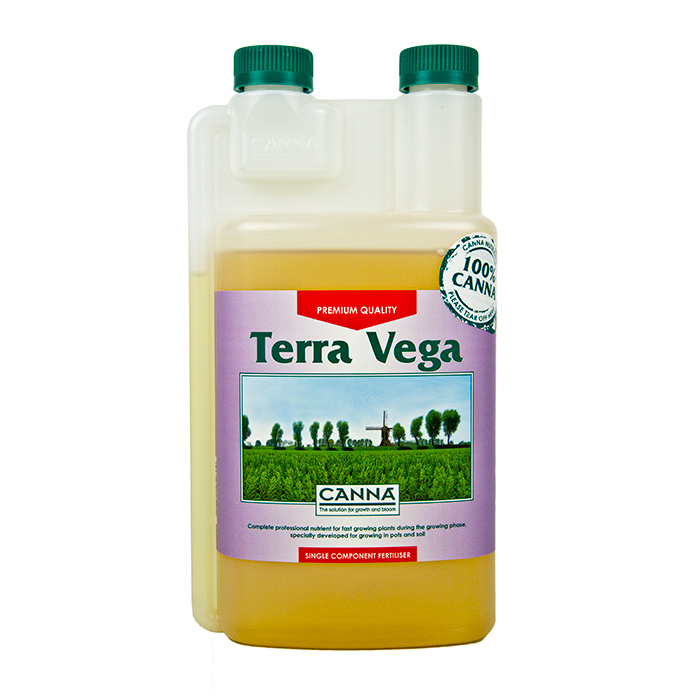Canna Terra Vega Soil Nutrient Buy Instructions Amp Reviews