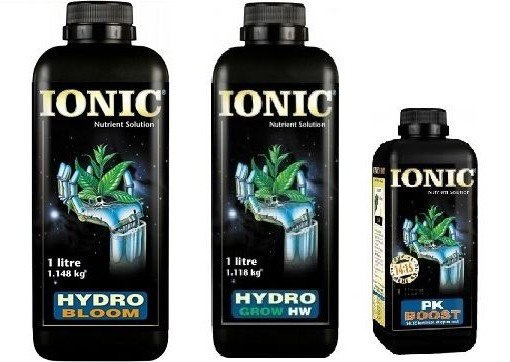 ionic hydro triple pack