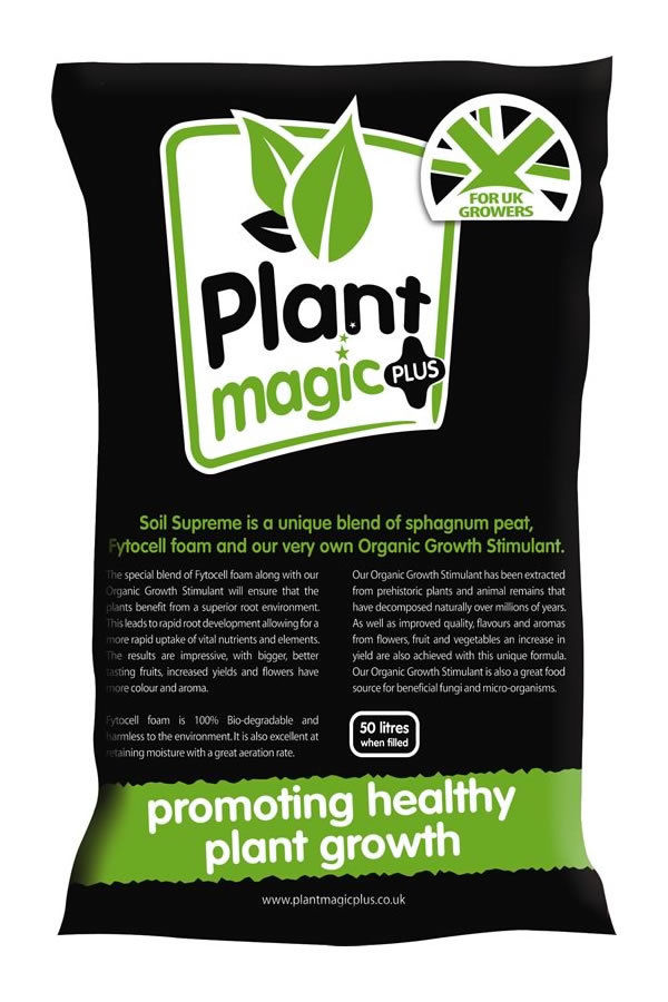 Plant Magic Plus Soil