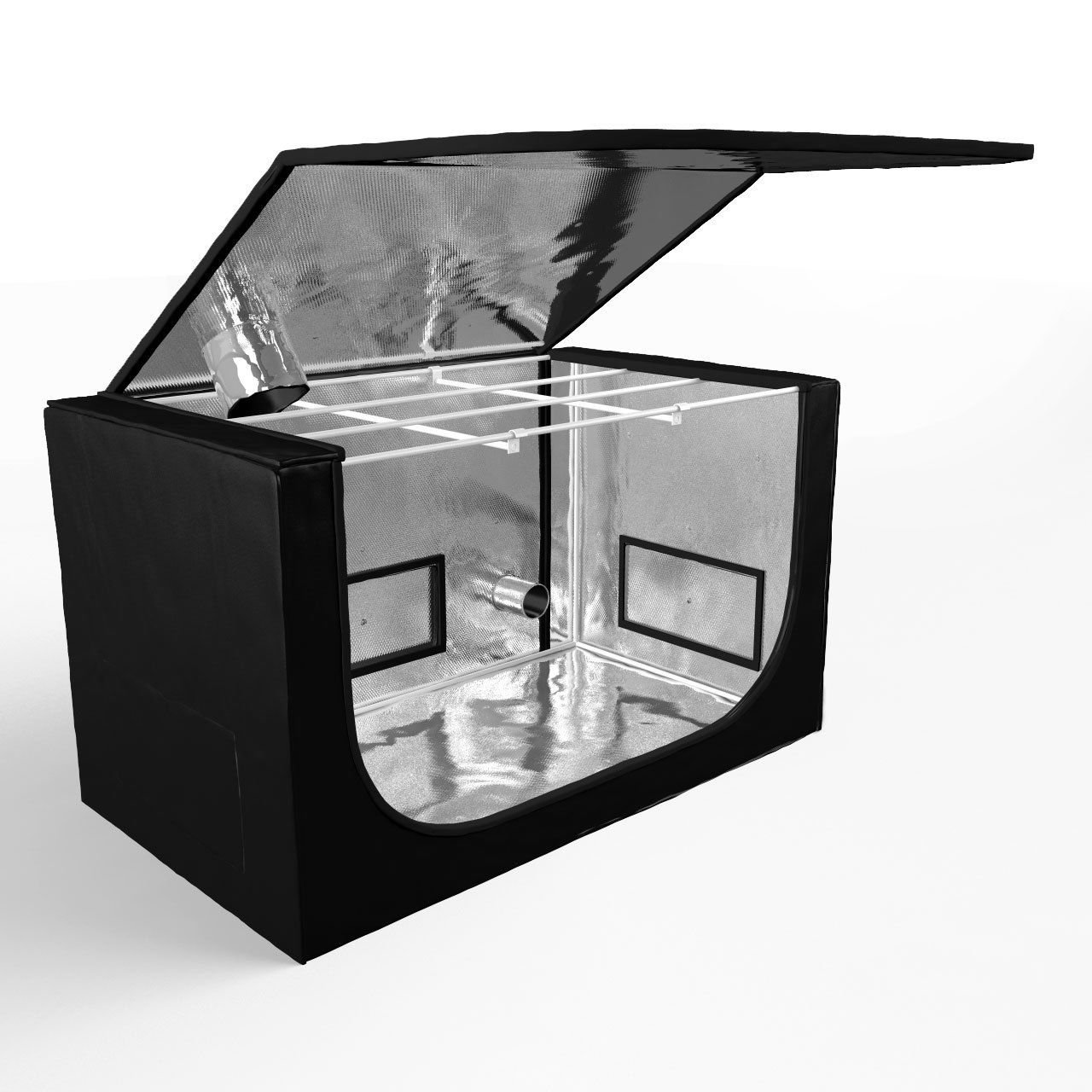 Black Orchid Propagating Tent