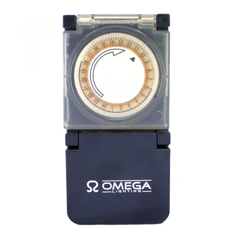 omega heavy duty timer