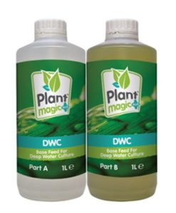 Plant Magic DWC Nutrient A&B - 1 litre