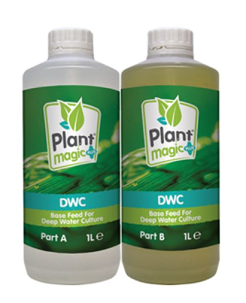 Plant Magic DWC Nutrient A&B – 1 litre