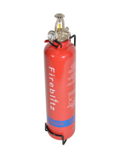 Fireblitz Automatic Fire Extinguisher, Grow Tent Safety