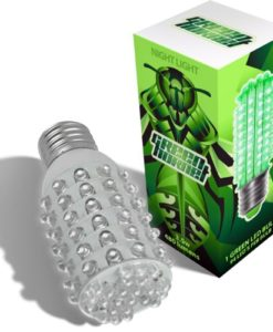 Green Hornet LED Bulb Low Energy Light