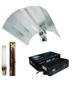 600w electronic grow light kit